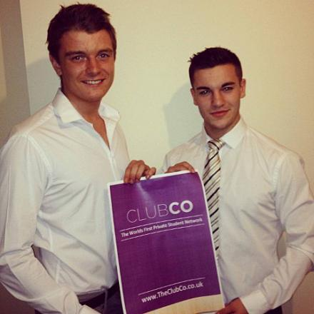 Max Mayhew, from Epsom, and James Cruse, from Banstead, have launched the
