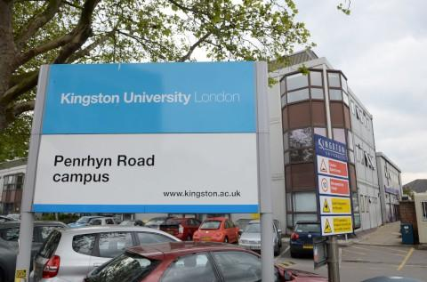Kingston University's Penrhyn Road campus