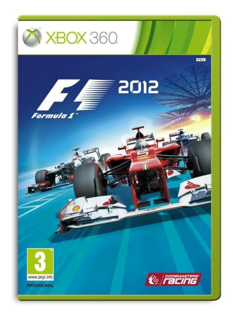 Review: F1 2012 - Xbox 360 version tested
