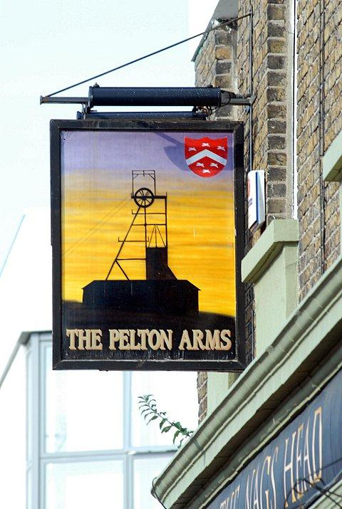 Surrey Comet: The Pelton Arms