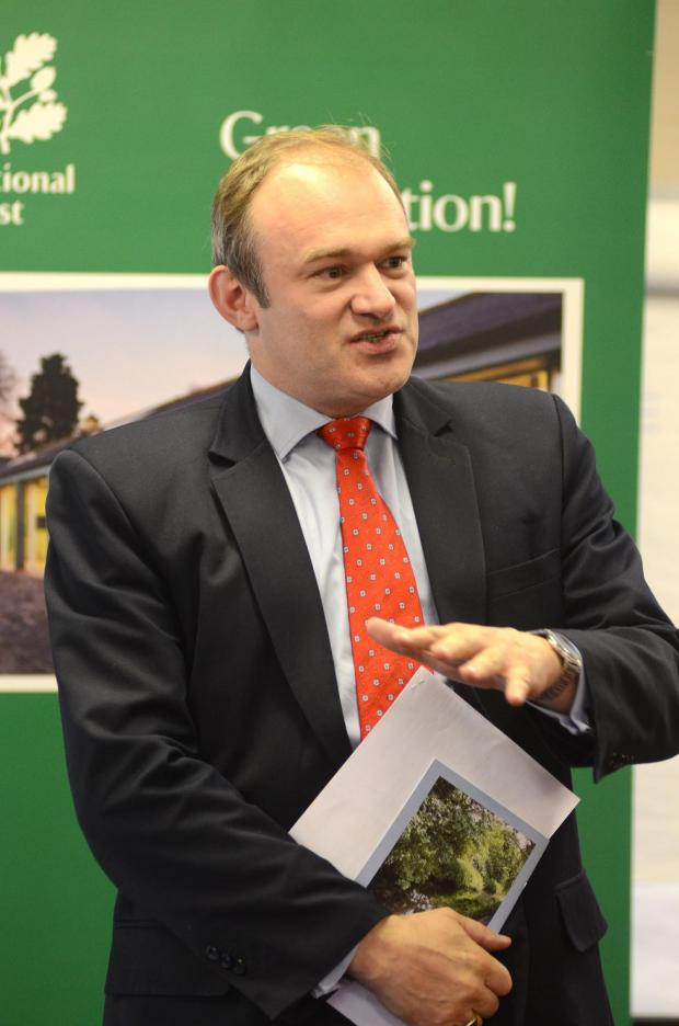 "Edward Davey: ""I did not hear Rennard rumours"""