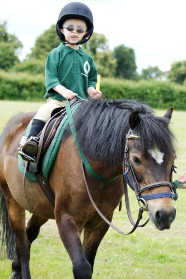 Valued: The Horse Rangers' Association is a great asset
