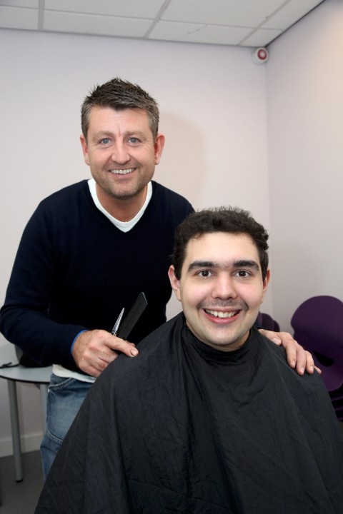 Unsung Hero: Surbiton barber is cut above