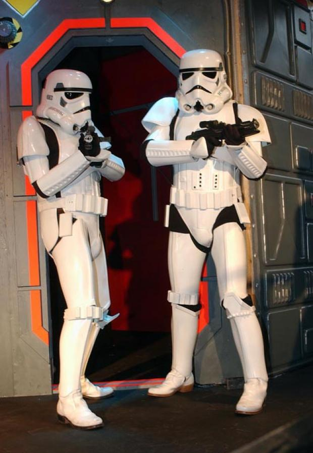 Surrey Comet: Kingston protected against Stormtroopers with 608 Jedi in the borough
