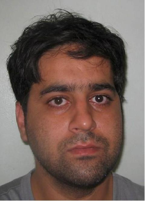 "Surrey Comet: Asad Niazi said he had ""lost control"" and should be cleared of murder but the jury rejected his defence"