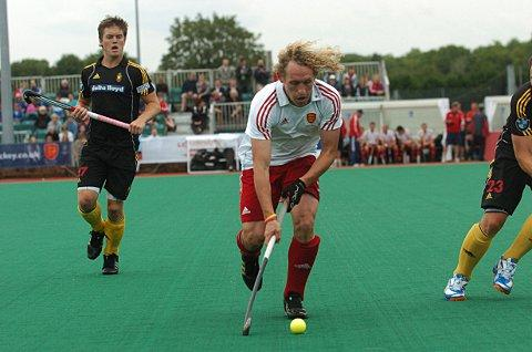 July: Surbiton's Richard Alexander was cut from the Team GB hockey team for the London Olympics