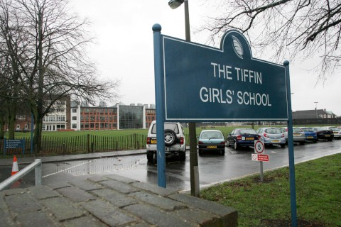 Tiffin Girls' School bows to pressure to introduce postcode catchment areas