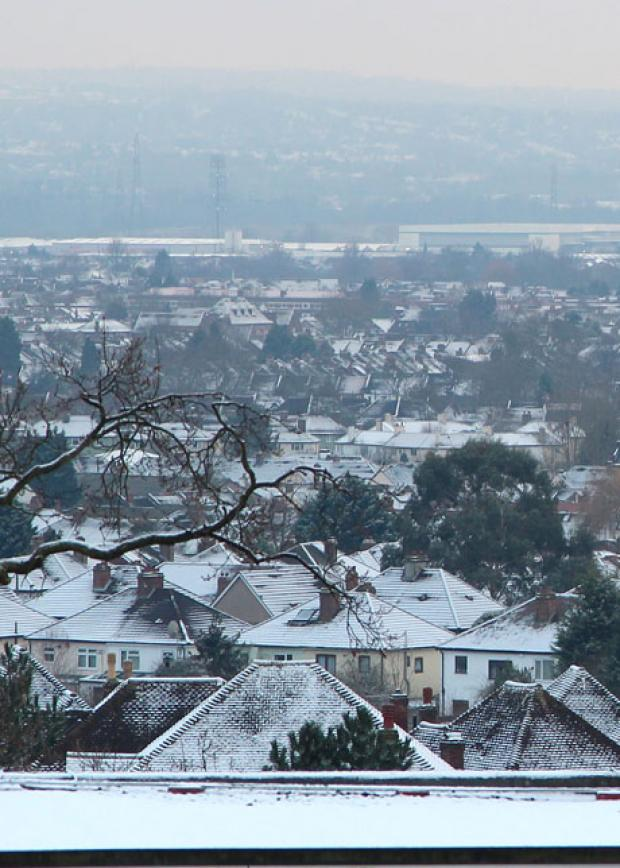 Surrey Comet: 'Beast from the East' not as fierce as first feared