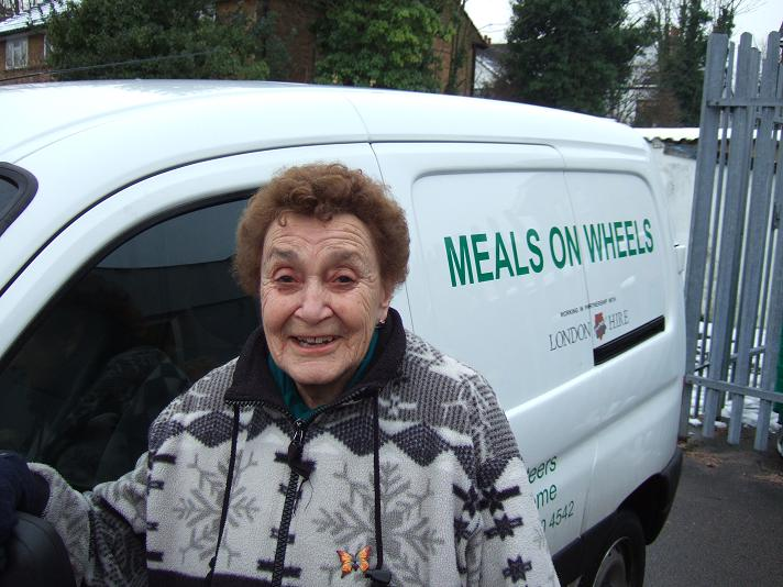Sutton and Wallington volunteers brace frosty conditions to deliver Meals