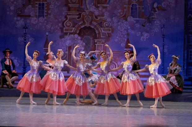 Russian State Ballet's UK tour heads to Wimbledon