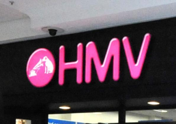 HMV Kingston has survived another wave of closures