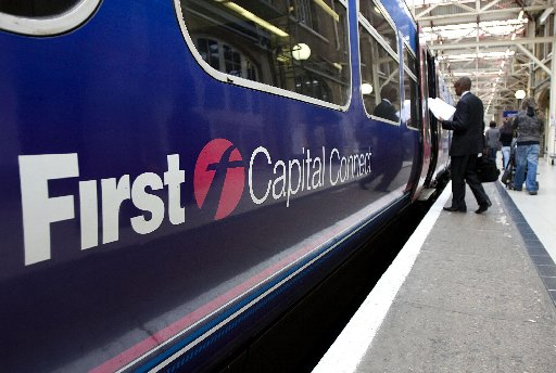 First Capital Connect came bottom of a rail satisfaction survey