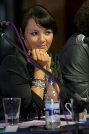 Bankrupt: Martine McCutcheon petitioned for bankruptcy at Kingston County Court