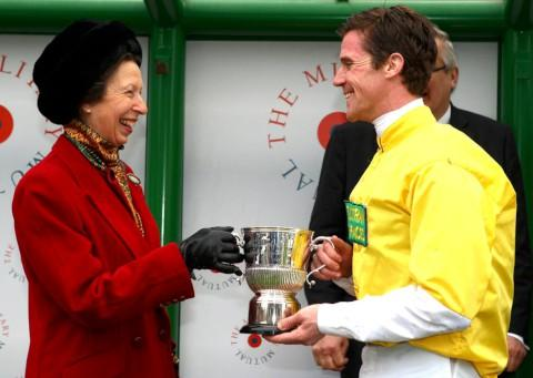 Royal visit: Princess Anne was due to attend as part of weekend activities