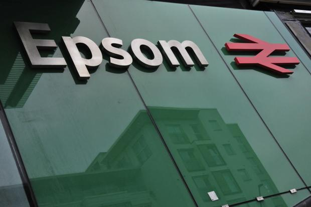 Epsom station's platforms need updating says commuter