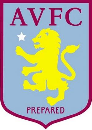 Surrey Comet: Football Team Logo for Aston Villa