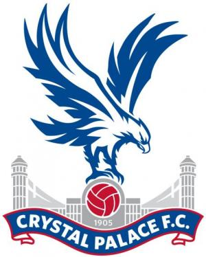Surrey Comet: Football Team Logo for Crystal Palace
