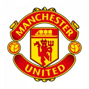 Surrey Comet: Football Team Logo for Manchester United