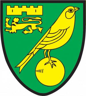 Surrey Comet: Football Team Logo for Norwich City