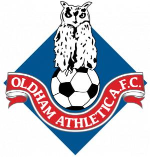Surrey Comet: Football Team Logo for Oldham Athletic