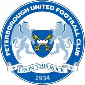 Surrey Comet: Football Team Logo for Peterborough United