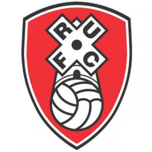 Surrey Comet: Football Team Logo for Rotherham United