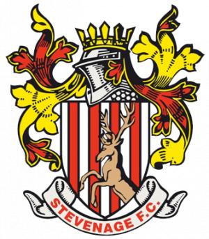 Surrey Comet: Football Team Logo for Stevenage