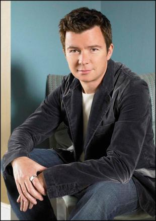 Rick Astley is gearing up for the Hampton Court Festival