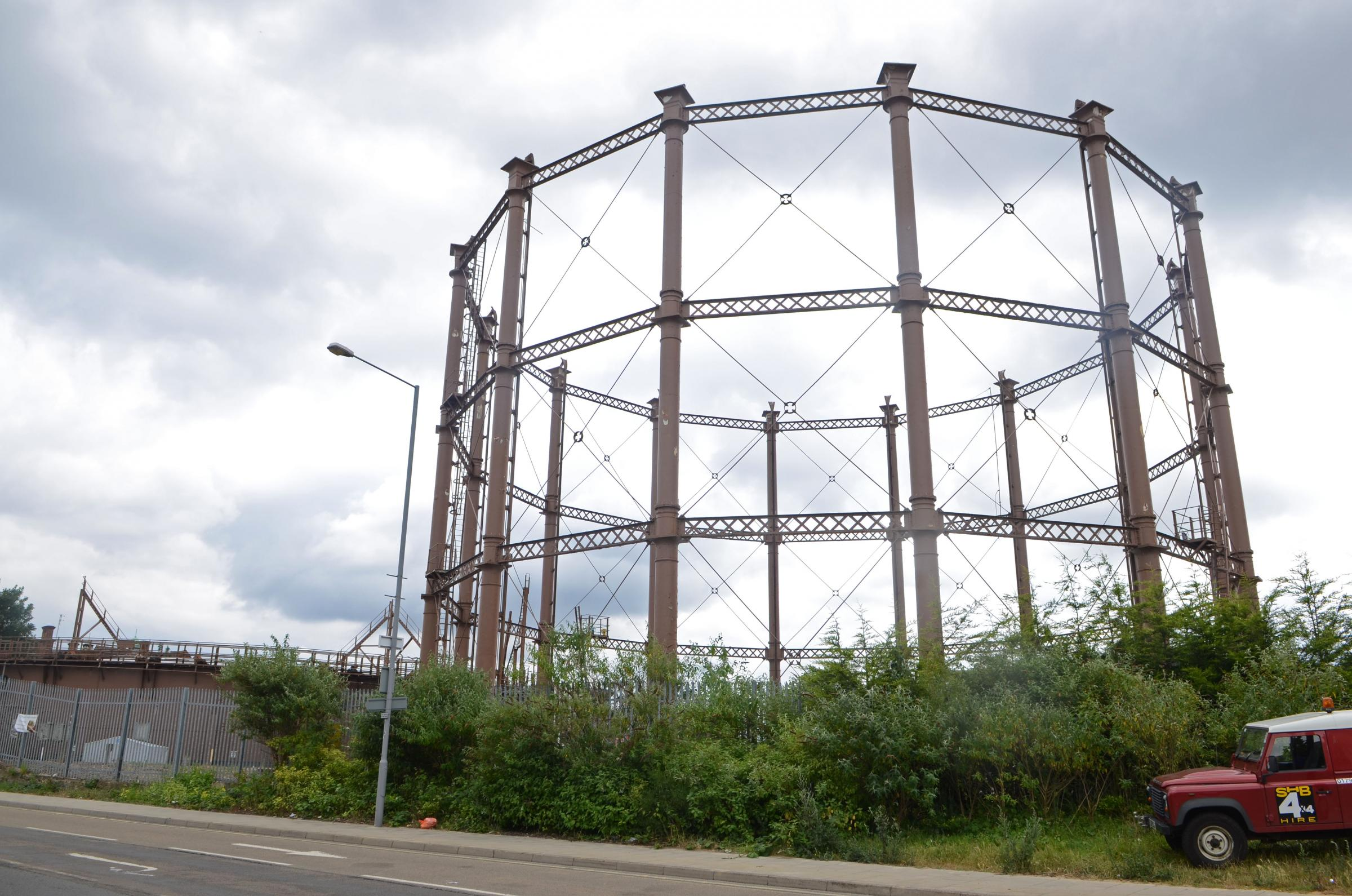 Iconic gasworks site could be demolished