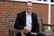 Panel member: Dominic Raab praised the scheme and the centre