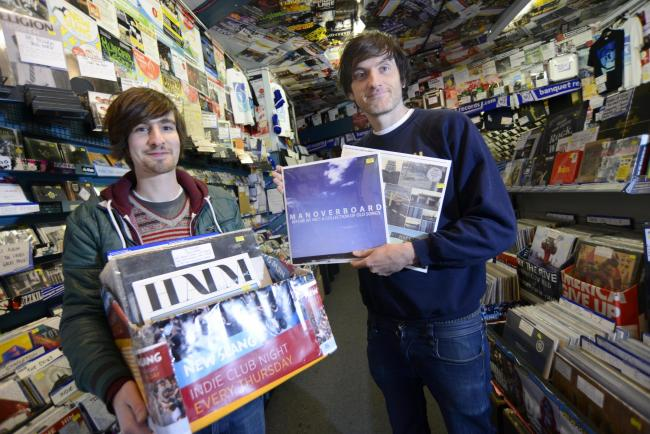 Banquet Records on