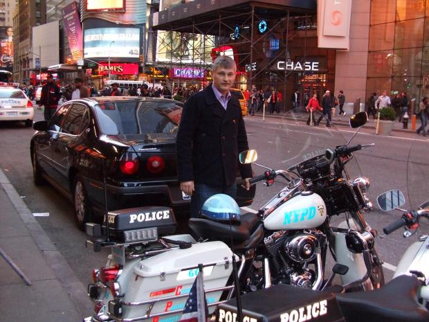 Surrey Comet: PC Andrew Duncan on a recent trip to New York