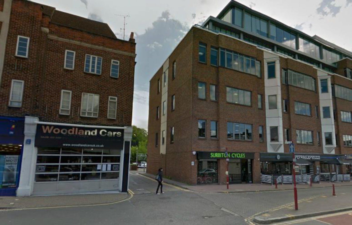 Refused: Basilico's plans for Central Parade. Image: Google