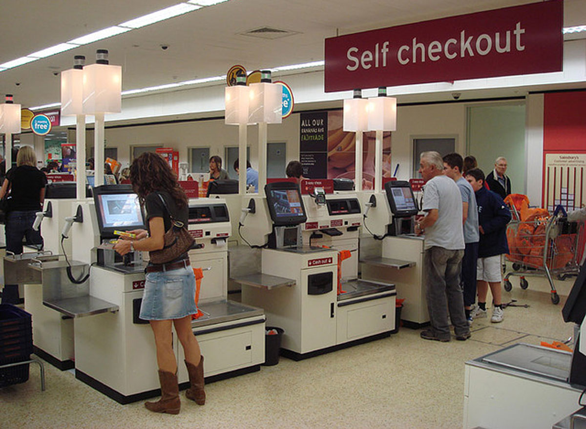 Self-serve supermarket checkouts - love them or hate them?
