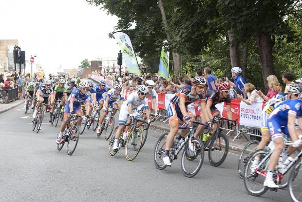 Cycle in Britain's biggest road race and support Love Kingston charities