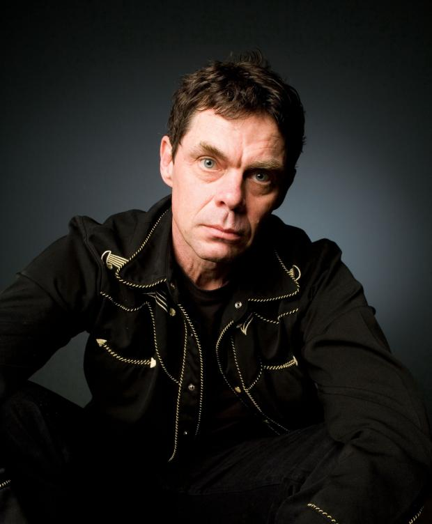Surrey Comet: Rich Hall: Among the Rose Theatre's February and March line-up