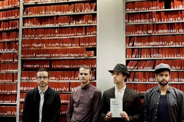 Indie rockers Maximo Park to play for Banquet Records
