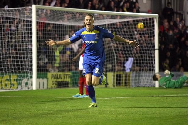 Gone forever: Neal Ardley believes Michael Smith is likely to be a Charlton player until the end of the season     SP81216