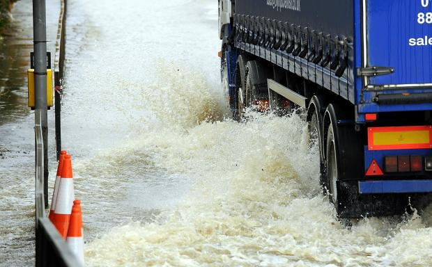Environment Agency issues warning as threat of flooding cont
