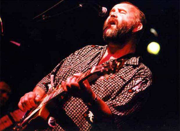 Surrey Comet: The Kingston Folk barge will return for a tribute to John Martyn. Picture courtesy of johnmartyn.com