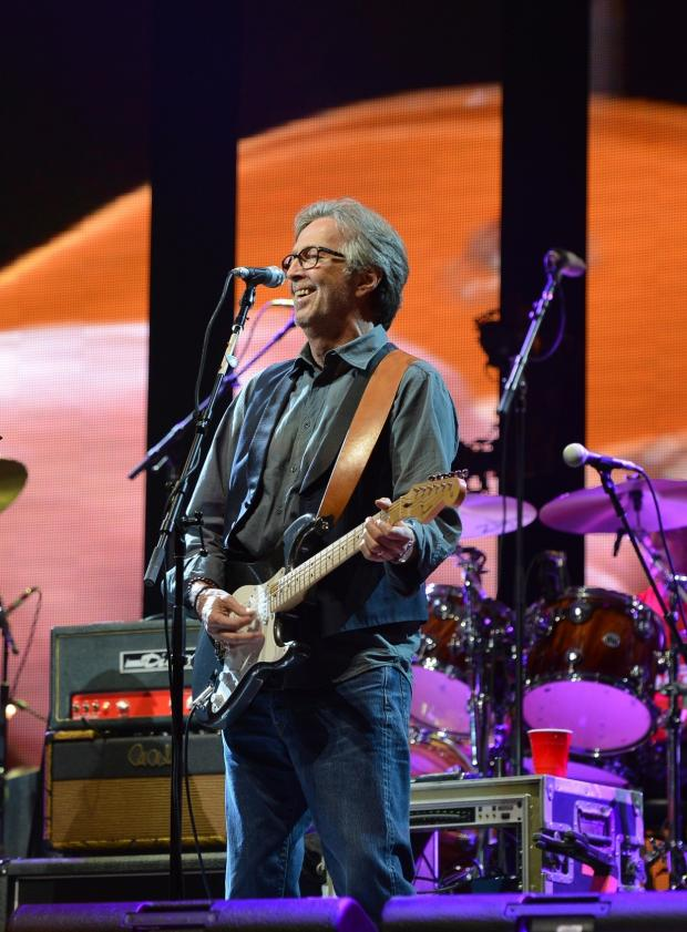 Surrey Comet: Eric Clapton is to play in Leeds on Sunday, June 22