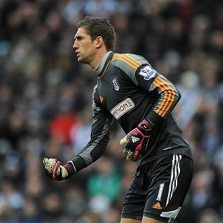 Maarten Stekelenburg's mistake gave Fulham a way back into the game