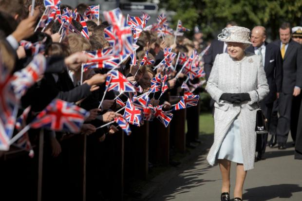 A day to remember: Her Majesty made Reed's School's 200th celebrations all the more special