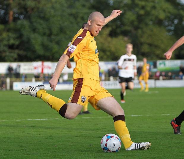 Warning: Sutton United skipper reckons the team can go unbeaten until the end of the season