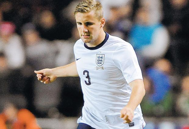 Surrey Comet: LUKE SHAW: Has he played his way into World Cup contention?