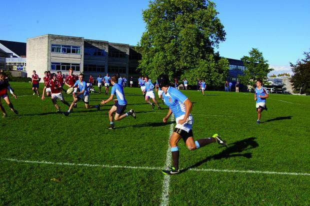 Rugby at Trinity School