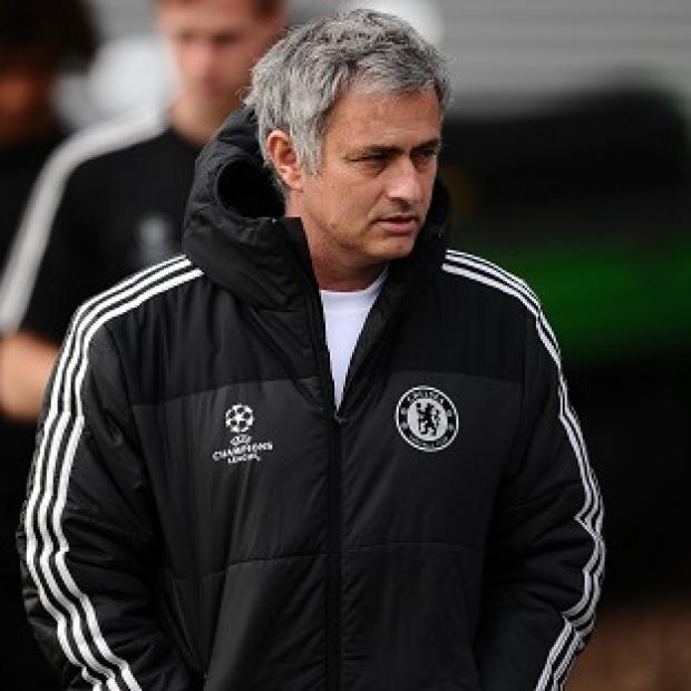 Surrey Comet: Jose Mourinho, pictured, believes Didier Drogba will return to Chelsea one day