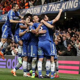 Chelsea safely into last eight