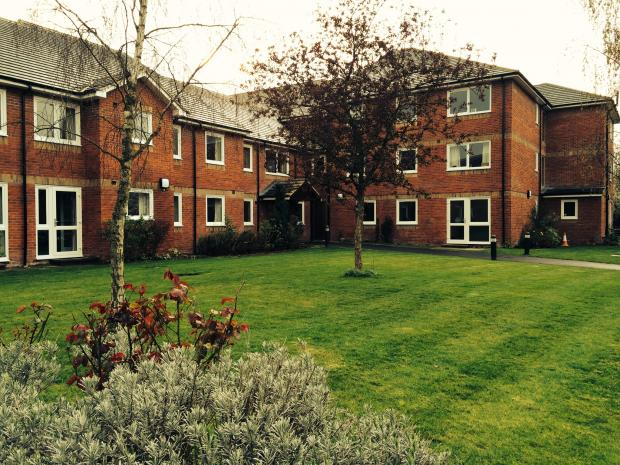 Surrey Comet: Newly refurbished Gibson Court in 2014