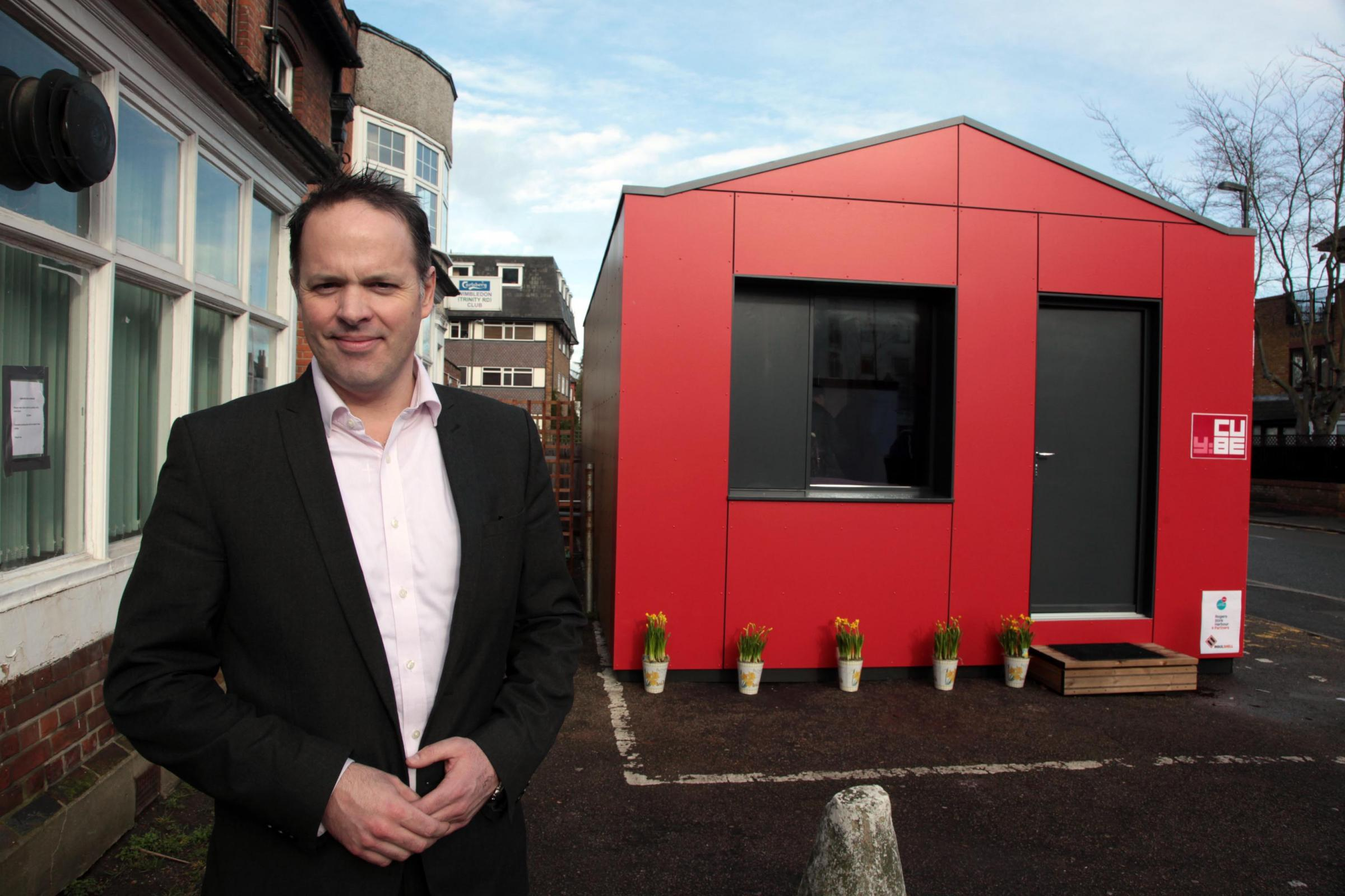 Could 'shipping container' homes on Tesco Tolworth site ease housing demand crisis?